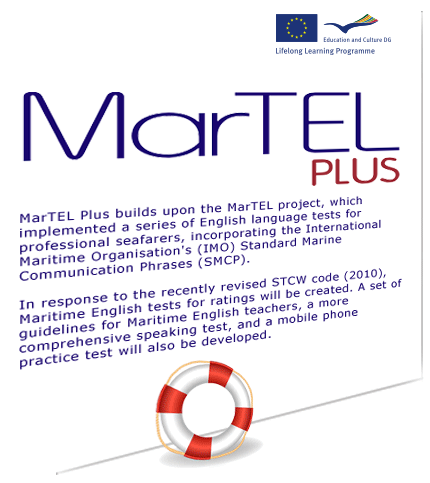 MarTEL Plus logo